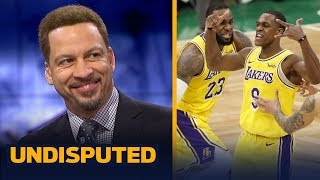 Chris Broussard: Lakers can beat any team in the West