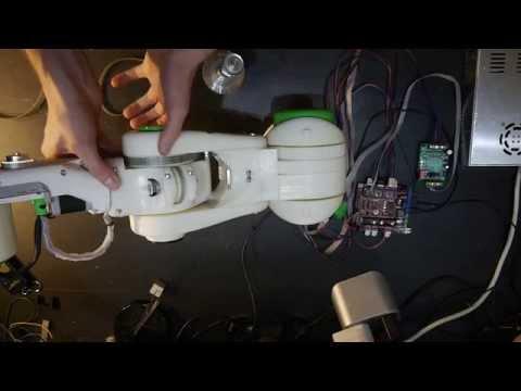 Robot Arm Project part 11