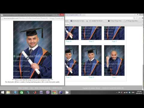 Lassman Studio quick hack for your graduation photos