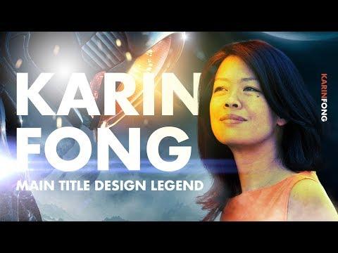🔴 Inspiring Main Title Design Legend— Karin Fong
