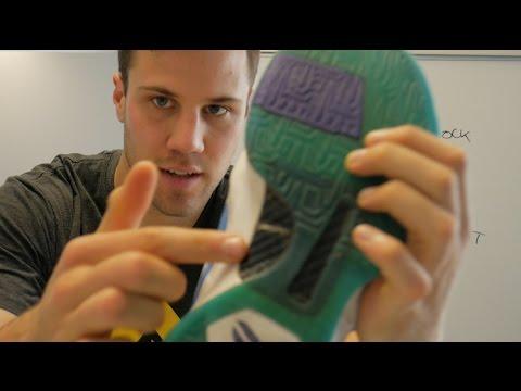 How to Pick a Shoe for Basketball, Netball, Futsal & Tennis