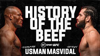 Kamaru Usman v Jorge Masvidal: A Brief History of the Beef | UFC 251 promo