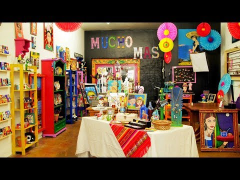 Check Out the Recently Opened Mucho Mas Art Studio