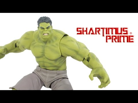 Figma Hulk Avengers Movie Max Factory Import Toy Action Figure Review