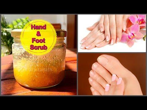 Get Fair, Glowing & Soft Hands & Feet With This Sugar Scrub
