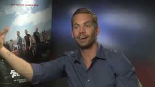 Fast & Furious 6 -- Paul Walker Interview   Empire Magazine