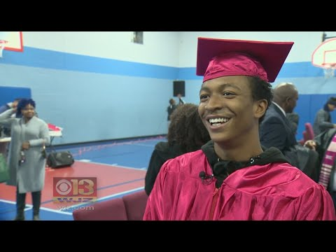 Md. Teen Celebrates Graduation After Attempted Murder Charges Dropped