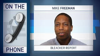 Bleacher Report's Mike Freeman Talks Raiders, Browns & More w/The Rich Eisen Show | Full Interview