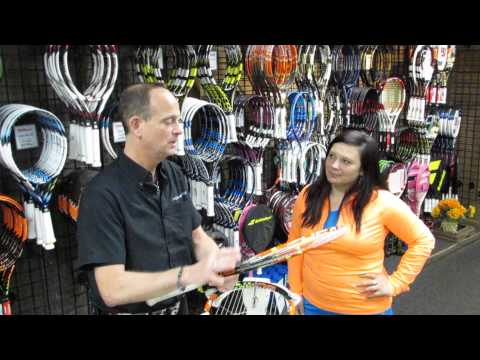 When to re-string your tennis racket