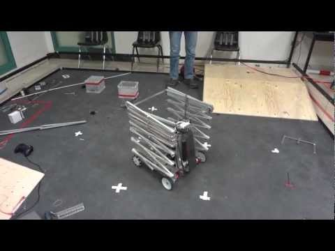 Our Scissor Lift - FTC Team 5009