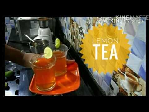 Lemon Tea Recipe in Hindi |  Lemon Tea for Weight Loss