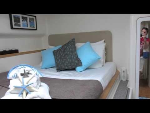 Inside Charter Yacht Secret Oasis - Sailing Catamaran Secret Oasis - Sailing BVI