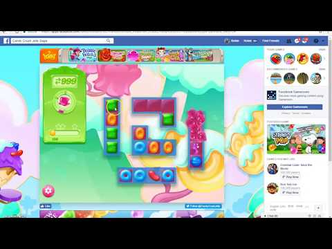 HOW TO HACK CANDY CRUSH JELLY SAGA WITH CHEAT ENGINE 6.4 STEP BY STEP