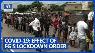 Special Report: Nigerians Lament Lockdown As Crime, Hunger Increase