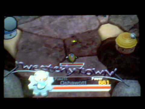 Pokemon Rumble Blast Episode 31 - Cobalion