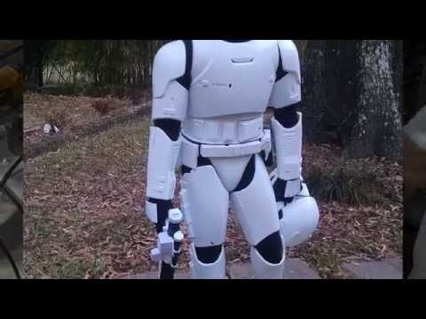 First Order Stormtrooper Suit