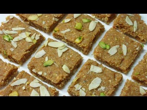 Gur Papdi/Sukhadi Recipe - Soft & Crispy Gud Papdi Recipe - Healthy Winter Season Recipe