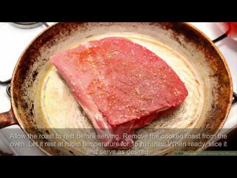 How to Cook Sirloin Tip Roast