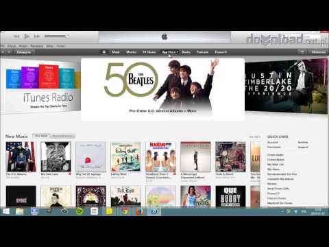 Jak założyć konto iTunes Store USA
