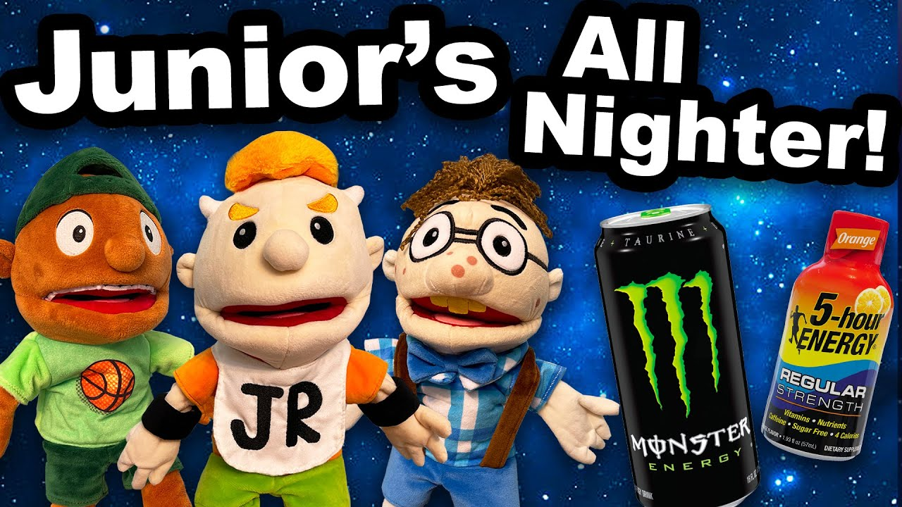 SML Movie: Junior's All Nighter!