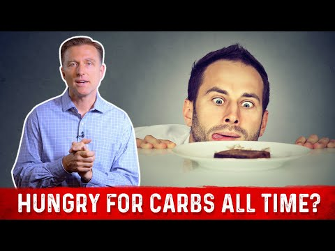 Hungry For Carbs All the Time?