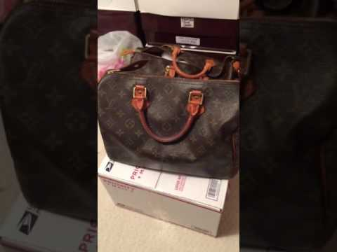 I clean your designer and vintage bags! Coach and Louis Vuitton! Even patina