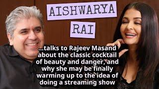 Aishwarya Rai interview with Rajeev Masand I Maleficent 2