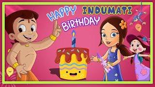 Chhota Bheem Indumati Ka Birthday