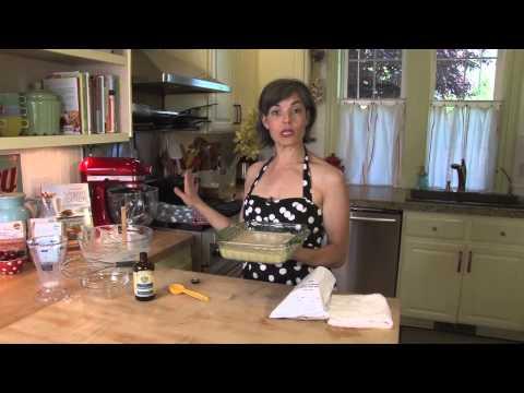 Julie's Original Gluten Free White Cake