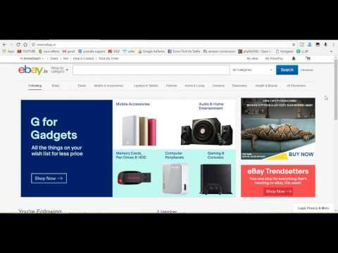 How To Upload Products In Bulk In Ebay Through File Exchange