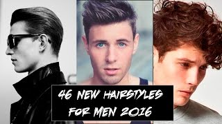 The Sexiest Hairstyles For Men 2016