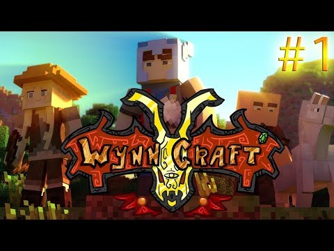 WynnCraft -New Series- [ep.1] HITTING LEVEL 16 AND GETTING A HORSE FOR FREE?!