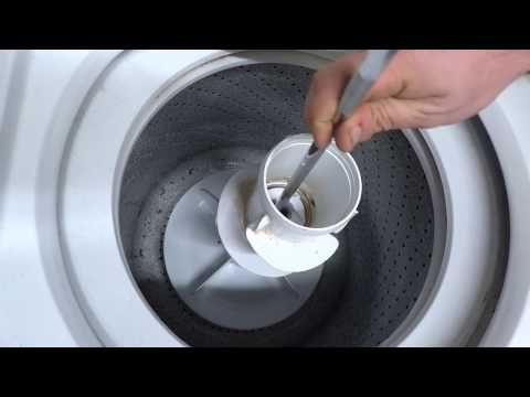 How to Fix Washer Top Agitator Not Working