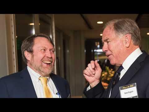 2017 Golden Oars: John J. Carlin Service Award – T. Gary Rogers