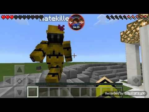 Minecraft Pe: pokemon battle