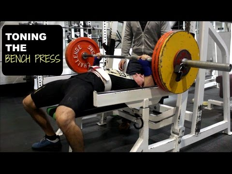 INCREASING MY BENCH PRESS (It's Working)