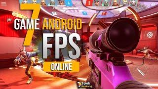 7 Game FPS Online Terbaik di Android 2020