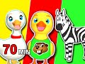 Animal Abcs More Collection Of Animals Songs Childrens Finge