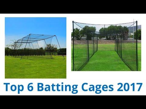 6 Best Batting Cages 2017