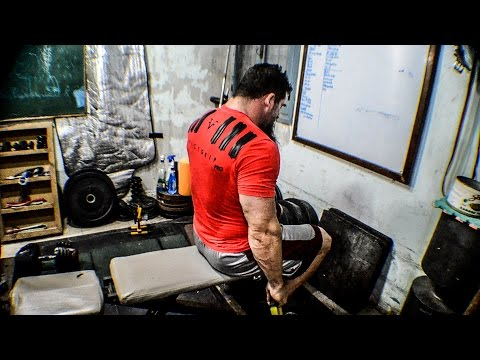 SpudInc Bench Press With Chains