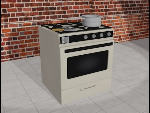 3ds max speed modeling oven