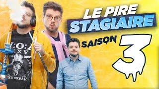 LE PIRE STAGIAIRE DE RETOUR DEMAIN ! (BANDE-ANNONCE SAISON 3)