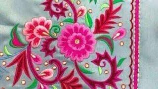 Punjabi Suit Embroidery Designs Boutique Videos Ytube Tv
