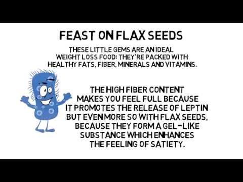 Feast on Flaxseeds - Loseweightveryfast