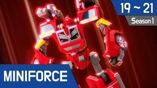 Miniforce Season 1 Ep 19~21