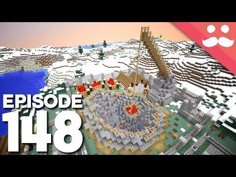 Hermitcraft 5: Episode 148 - GIANT REDSTONE MINE!