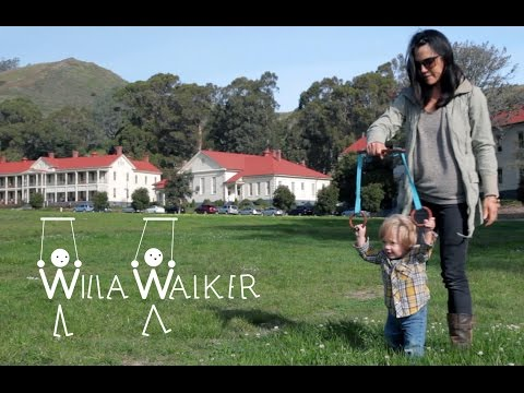 Willa Walker - A playful tool for toddlers learning to walk.