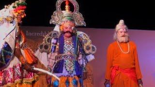 Theru Koothu Folk Dance Of Tamilnadu