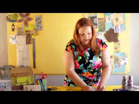 How to Make a Scrapbook With Wedding Cards : Craft Project Tips