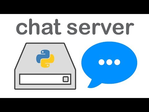 Simple Python Chat Server